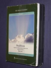 Teaching Co Great Courses DVDs           BUDDHISM  (24 lectures)      new sealed