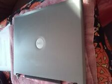 Dell Latitude D520 Laptop LCD Top Back Cover Lid MG042 Grey CCFL some scratches