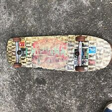 JASON LEE BLIND BURGER KING SLICK VTG 90's Complete Skateboard Independent