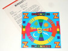 "B-52's - 7"" Single + PRESSE-INFO - Channel Z - Junebug - Reprise 922 831-7"