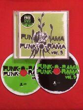 PUNK O RAMA VOL 9 BON ÉTAT 2X CD