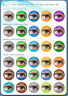 NEW FRESHTONE® Colored Contact Lenses Kontaktlinsen Coloured Contact Lens Color