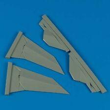 Quickboost 72275 1/72 Resina Lockheed f-117a NIGHTHAWK Vertical Aletas Academia