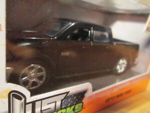JADA 2013 DODGE RAM BLK TK SCALE 1:32 NEW IN THE BOX