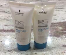 Schwarzkopf BC Bonacure Moisture Kick Beauty Balm Normal Dry Hair 2X Travel Sz