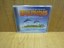 Dolphins CD Soundtrack From The IMAX Theatre Film 2000 Pangaea Sting Steve Wood