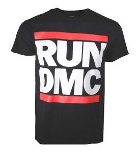 RUN DMC - LOGO Official T-Shirt New ORIGINAL Aust Stock