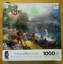THOMAS  KINKADE WIZARD OF OZ  JIGSAW PUZZLE ~ 1000 PIECES ~ COMPLETE