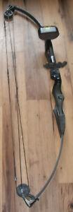 Classic Ben Pearson Mirage Hunting Compound Bow W/ Quiver RH