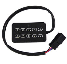 Number Keypad For London Taxi TX1 & Fairway 608032