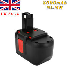 3.0AH 24V Ni-MH Battery for Bosch BAT240 BAT030 GSA24V GMC24V GLI24V 2607335446