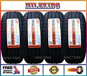 4x205/60R15 91V MILEKING,FREE FITTING OR FREE POSTAGE, NEW TYRE'S- 2056015