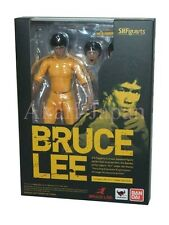 Bandai S.H.Figuarts The Game of Death Bruce Lee Yellow Track Suit Figure Japan