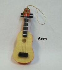 guitare miniature, vitrine ou maison de poupée, instrument de musique 1.12 *CL2
