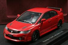 EBBRO 44296 1:43 SCALE HONDA CIVIC MUGEN RR TYPE-R FD2 DIE CAST MODEL