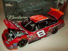 Dale Earnhardt Jr 2002 Budweiser #8 Talladega 3rd Win Raced 1/24 NASCAR Diecast