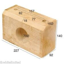 TWOSE ROLLER WOODEN BEARING TW-390025 (CH)