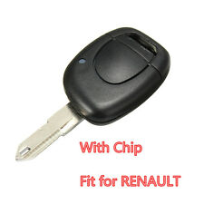 1 BNT Remote Control Key FOB 433 MHZ PCF7946 Chip For Renault Clio KANGO Master