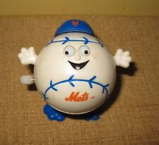 Wind Up windup toy MLB Baseball Mets hat google eyes 1989 RUSS