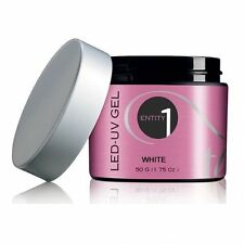 Entity One 1 White UV Sculpting Gel 50g Large - Professional Nail Products