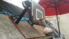 "Pro Mini Basketball Hoop Mounting Brackets for Sklz: 18"" by 12"" Adjustable"