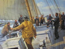 "Charles Peterson "" Sabbath At Sea "" 505/780  Large Size 1994 Rare W/CERT"
