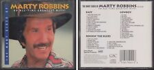 Many Sides Of MARTY ROBBINS 40 All Time Greatest Hits 3 CD [Easy Cowboy Blues]