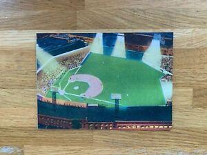 USA US 2001 POSTAL CARD MINT BASEBALL STADIUMS FENWAY PARK BOSTON RED SOX