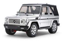 Tamiya 58629 1/10 RC MF-01X Chassis Mercedes-Benz G 320 Cabrio w/ESC