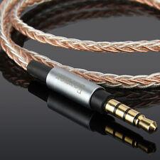 8-core braid 3.5mm OCC Upgrade Audio Cable For Hifiman Edition S Deva headphones