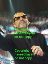 8x6 Photo Eight 2011 George Michael Royal Albert Hall Symphonica Concert Photo