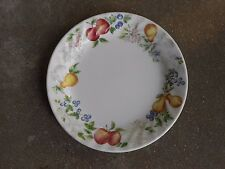 "Corelle CHUTNEY 7 1/4"" Salad/Dessert Plate  Fruit USA"