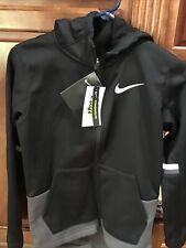 Boys Medium Nike Elite Full Zip Hoodie-NWT- Retail 60.00!!
