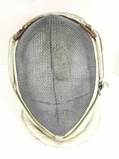 Vintage A.F.S Fencing Helmet Made in Italy
