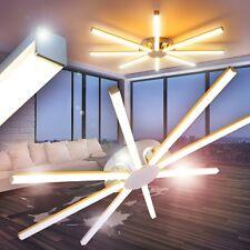 LED Deckenleuchte Design Wohn Zimmer Leuchten Chrom Flur Lampen Küchen Strahler