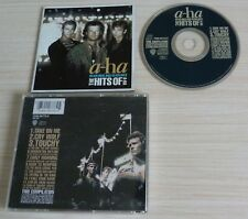 CD ALBUM BEST OF HEADLINES AND DEADLINES THE HITS OF A-HA 16 TITRES 1991