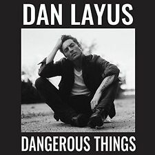 Dan Layus: Dangerous Things (CD, New, 2016) Usually ships within 12 hours!!!