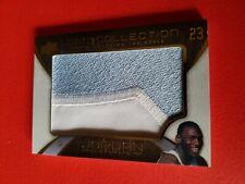 MICHAEL JORDAN NORTH CAROLINA PATCH CARD MANUFACTURED LOGO UNC-19 JERSEY #23