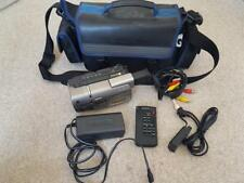 Sony Handycam Vision CCD-TRV48e Video8 HI8 Camcorder Bundle 360X Digital Zoom