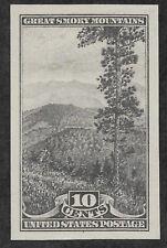 US #765 (1934) 10c Great Smoky Mountains - MNGAI - XF