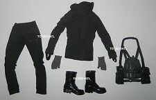 Barbie Hunger Games Mockingjay Peeta Collector Ken Doll Outfit & Shoes NEW Gale
