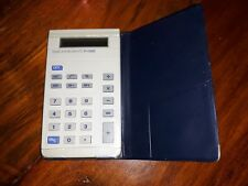 Texas instruments calculator Ti-1100 Vintage Retro 1980's