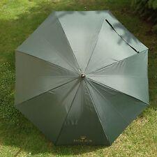 rolex luxury green wood handle umbrella limited edition very rare 2018