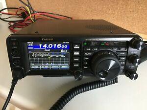 Yaesu FT-991A all mode transceiver HF/50/144/430 MHZ