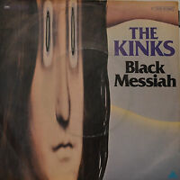 "The Kinks - Black Messiah - Misfits 7 "" Single (G408)"