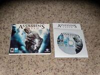 Assassin's Creed (PC, 2008) Near Mint PC