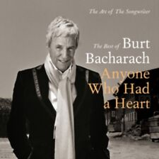 The best of Burt Bacharach: Anyone Who Had A Heart NEW x2CDs