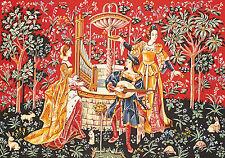 SEG de Tapisserie/toile de tapisserie à l'aiguille – Concert au le fontaine XV