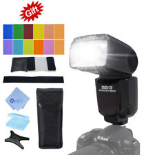 Meike MK-910 i-TTL Flash Speedlite 1/8000s GN60 5600K for Nikon Camera SB910