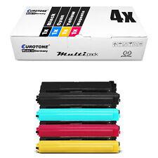 4x Eurotone ECO Toner kompatibel für Brother HL-L-8260-CDW DCP-L-8410-CDN